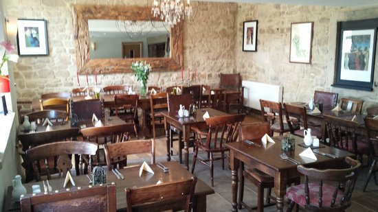 The Gate Inn : Dining Room , Great for parties , Birthdays , Engagements