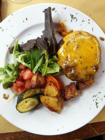 GustaPanino : Hamburger Fenomenale...