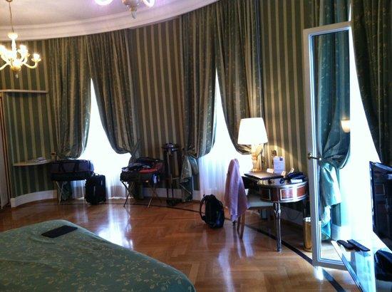 Eurostars Hotel Excelsior : room 424