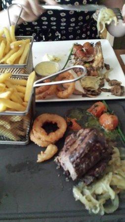 The Porterhouse Gastropub: Steak fillet