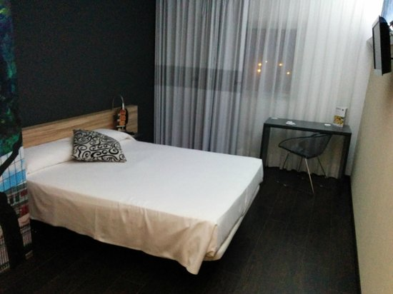 B&B Hotel Albacete: Habitación