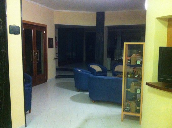 Hotel Villa Igea : Hall