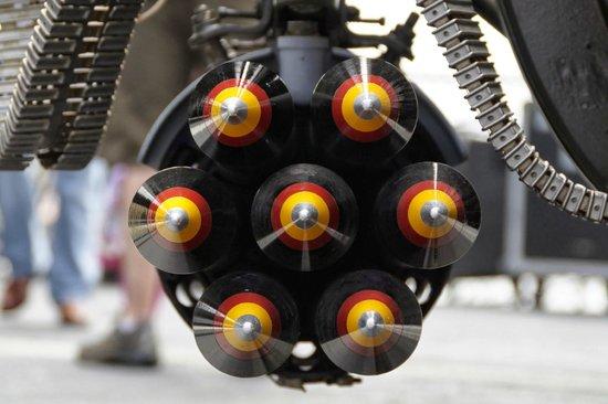 Musée de l'USS Midway : Rockets