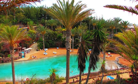 R2 Rio Calma Hotel & Spa & Conference: Saltwater lagoon