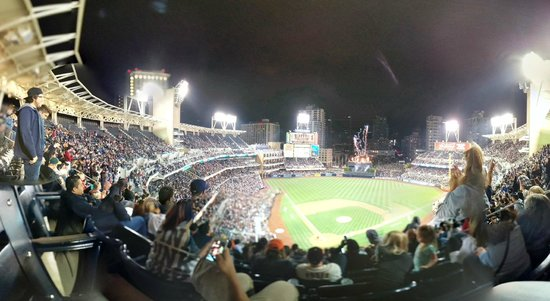 Petco Park: Home Run!!!!!!!!