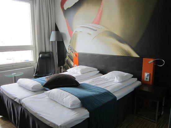 Comfort Hotel Malmo: Room