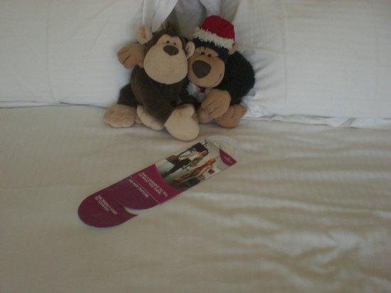 Crowne Plaza Hotel Canberra: Friends