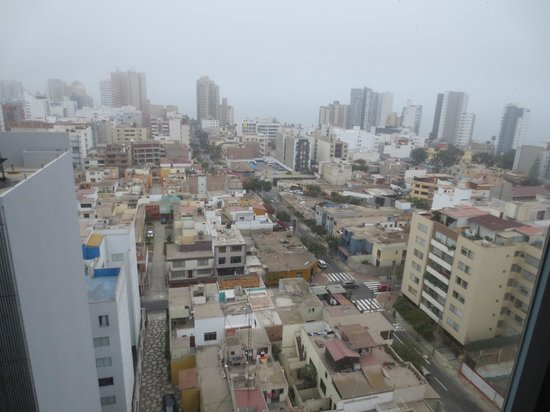 Dazzler Lima: View from our room at the hotel