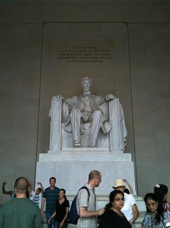 Lincoln Memorial: Abe