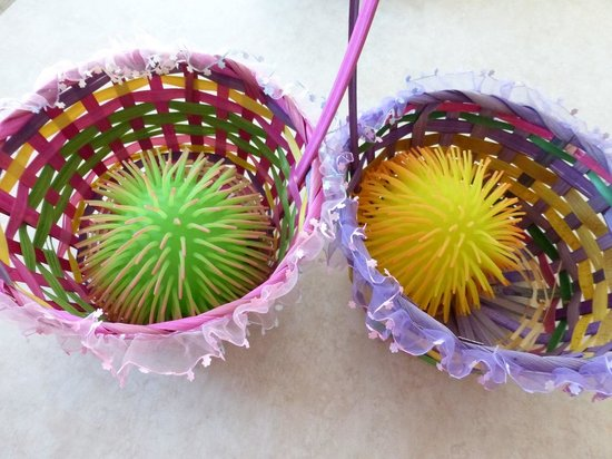 """Milburn Orchards: Milburn's """"Prizes"""" in OUR Easter Baskets"""