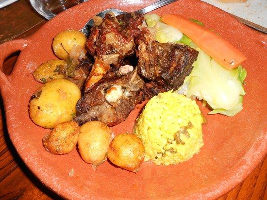 Restaurante Montanha: Cabrito do Caramulo