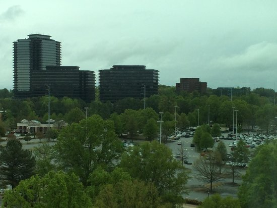Le Meridien Atlanta Perimeter : Our view from the room window