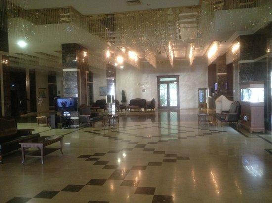 President Hotel Minsk: Lobby