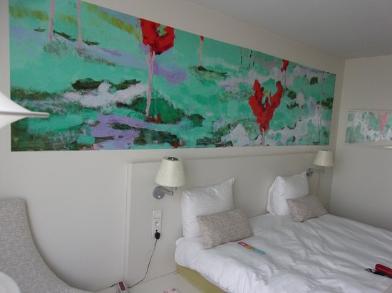 Hotel BLOOM!: Chambre