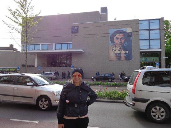 Musée van Gogh : Fachada do museu