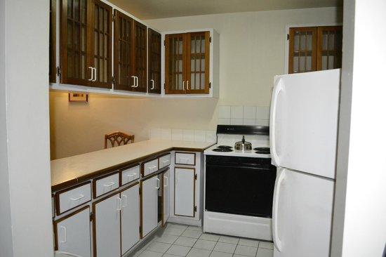El Greco Resort: la cucina