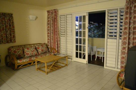El Greco Resort: il soggiorno