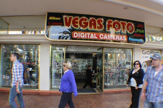 Vegas Foto
