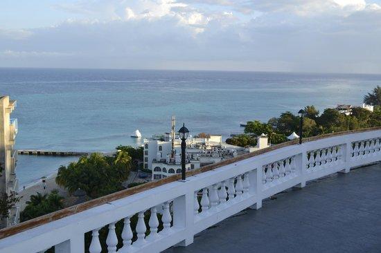 El Greco Resort: la terrazza del ristorante