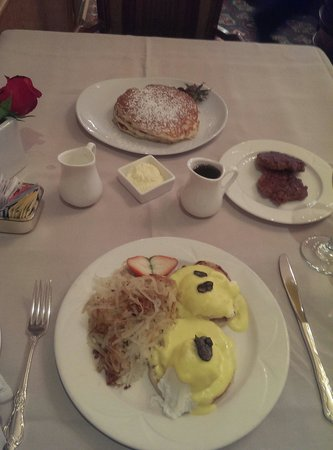 The Brown Palace Hotel and Spa, Autograph Collection: $60 breakfast!  Pancakes were yummy.