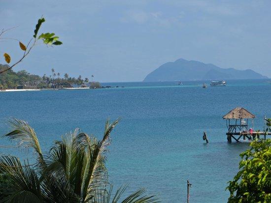 Koh Mak Cococape Resort : Room view