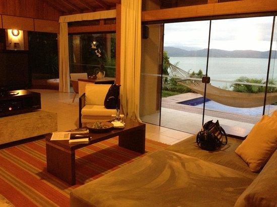 Ponta dos Ganchos Exclusive Resort: Bangalô da vila