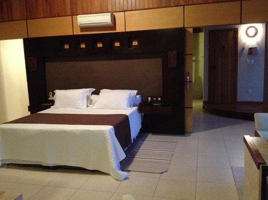 Ponta dos Ganchos Exclusive Resort: Muito conforto