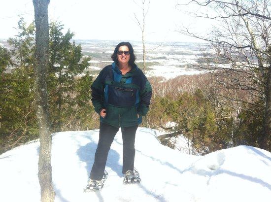 Xtreme Adventures: On the escarpment