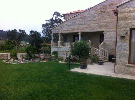 Casa Rural Terra Santa: Exteriores.