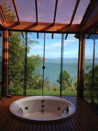 Ponta dos Ganchos Exclusive Resort: Quarto