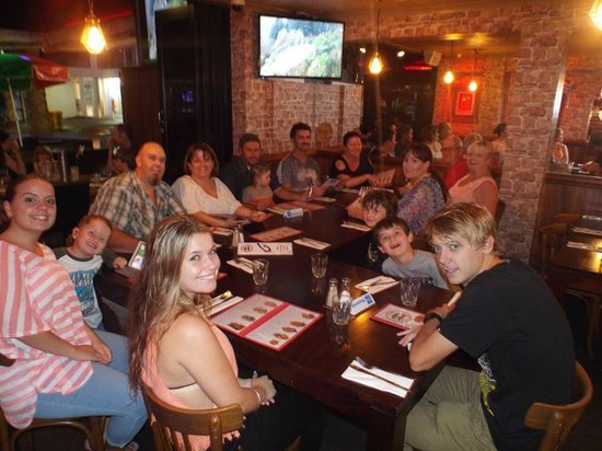 Costa D'oro Italian Restaurant & Pizzeria: Family Trip April 2014