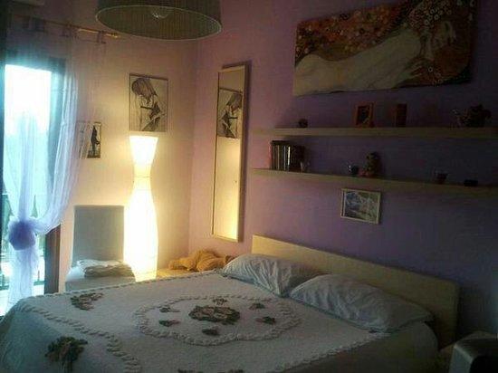 B&B La Casa Sul Serapeo: Camera da letto