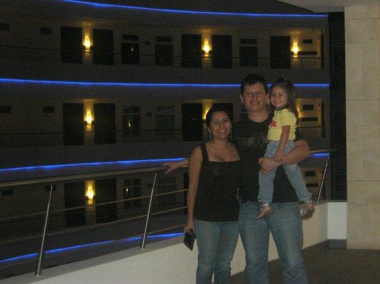 Hotel Spiwak Chipichape Cali : desde la habitación