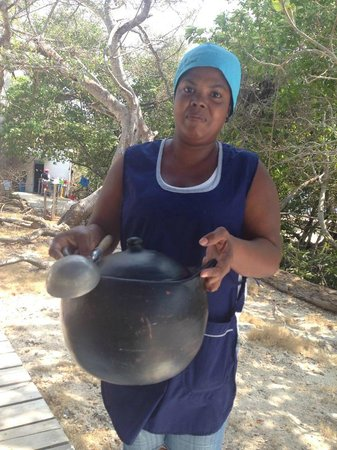 Coralina Island: Fish soup is served!