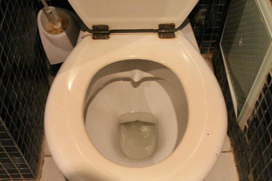 Hotel Oudaya: Toilet