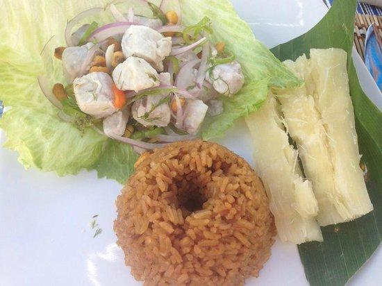 Coralina Island: Ceviche