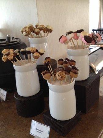 Beloved Playa Mujeres: Restaurant Aroma - Dulce desayuno