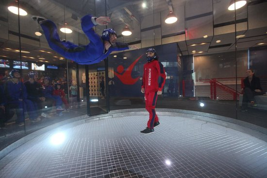 iFLY Indoor Skydiving - Austin: iFly fun