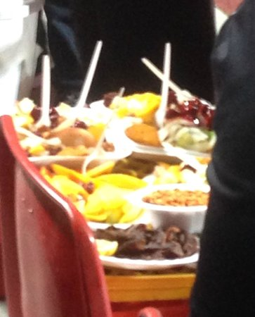 Estadio Caliente Xoloitzcuintles de Tijuana : A Great Variety of Food in the Stands