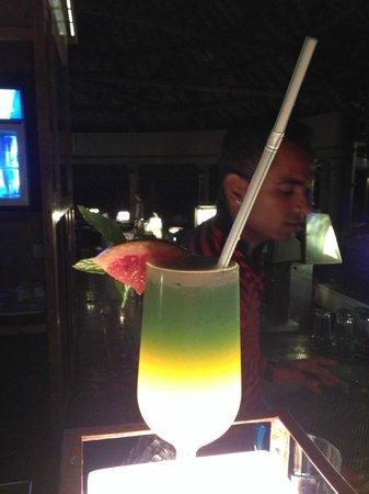 Club Med La Pointe aux Canonniers : cocktails