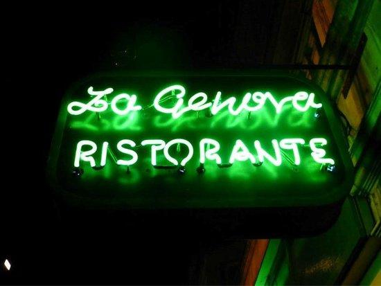 La Genova: Sign