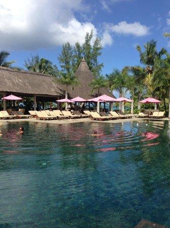 Club Med La Pointe aux Canonniers : piscine