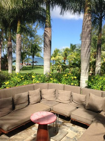 Club Med La Pointe aux Canonniers : jardins