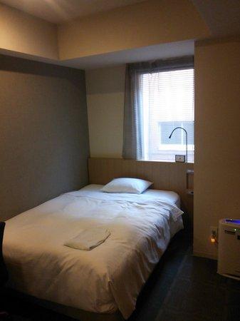 Akihabara Washington Hotel: 清潔感ある心地よいシンプルさ