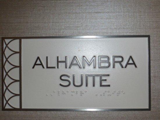 Hyatt Regency Coral Gables: aka Presidential Suite