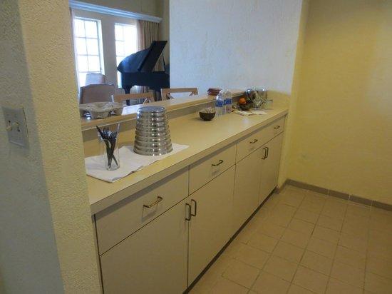 Hyatt Regency Coral Gables: kitchen