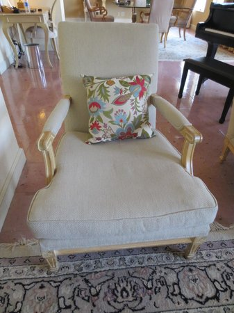 Hyatt Regency Coral Gables: old furnishings