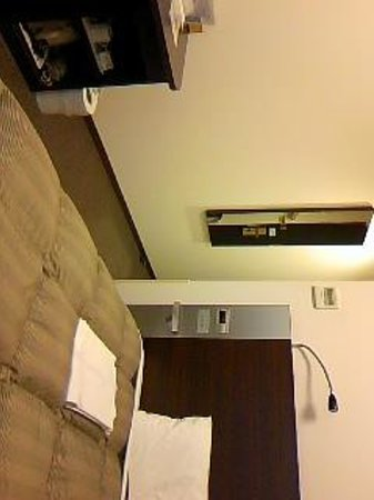 Comfort Hotel Akita : 部屋2