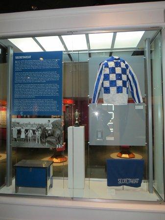 Kentucky Derby Museum: Derby Displays