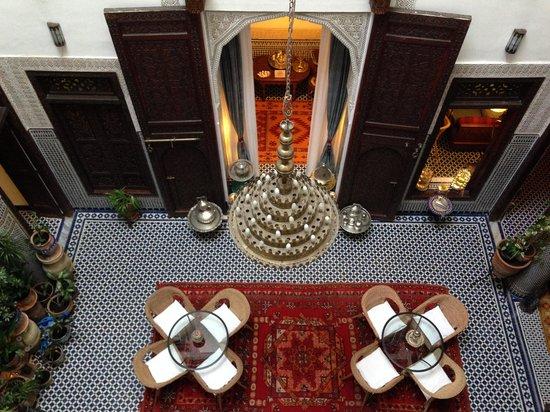 Riad Dar Cordoba: Patio del Riad, Precioso
